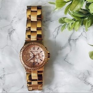Michael Kors Rose Gold Watch MK5412